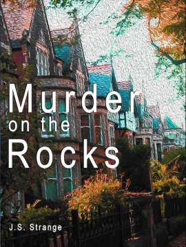 Murder on the Rocks Front Cover 2019